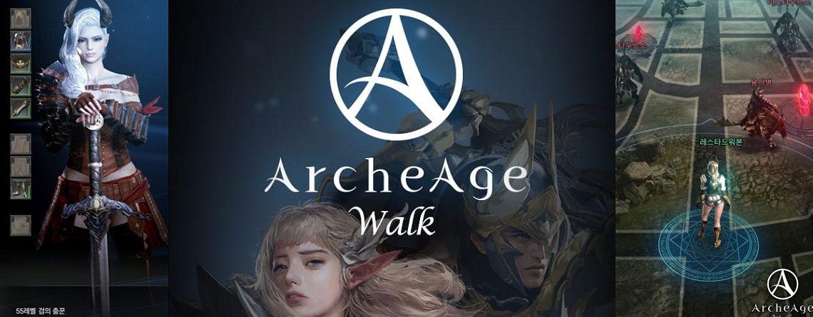 ArcheAge Walk: Neues Mobile-Game mischt MMORPGs mit Pokémon GO