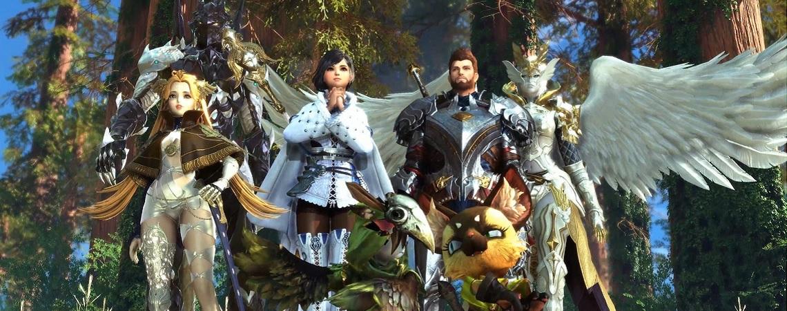 Im MMORPG Astellia bekommen wir eine neue Zone – Noch vor Korea