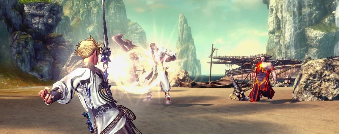 """Die neue Klasse """"Archer"""" im MMORPG Blade & Soul ist cooler, als ich dachte"""