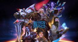 Blizzard BlizzCon 2019 Key Art Titel