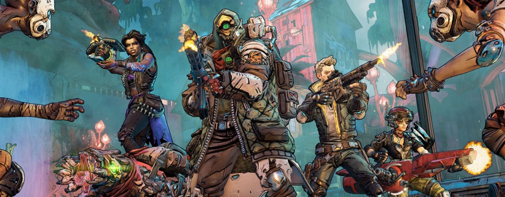 Borderlands 3: Neues Update geht live – Nerft einige der besten Waffen