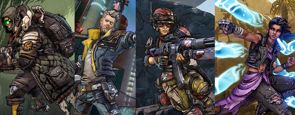 Borderlands 3 Steam Klassen