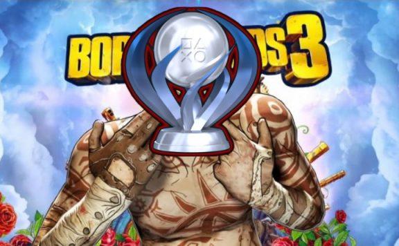 Borderlands 3 Platin Trophäe