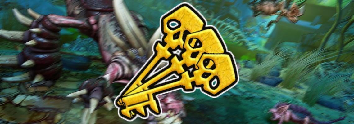 Borderlands 3: So holst du dir 3 goldene Schlüssel und tollen Loot