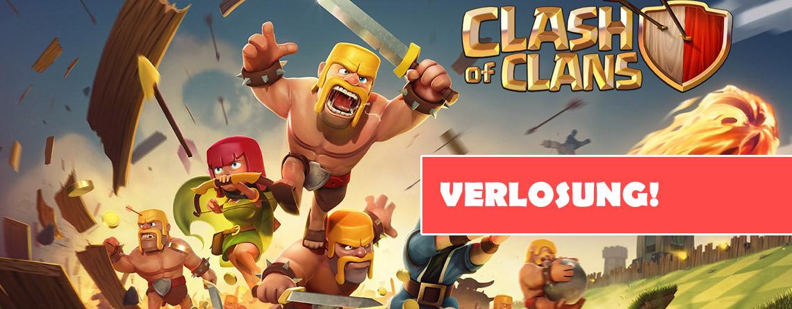 Macht mit und gewinnt 2x Tickets für das Clash of Clans World Championship