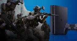 Call of duty modern Warfare PS4 Titel