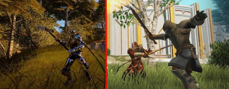 Camelot Unchained versus Crowfall