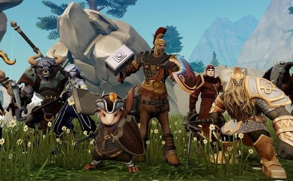 Crowfall News Klassen