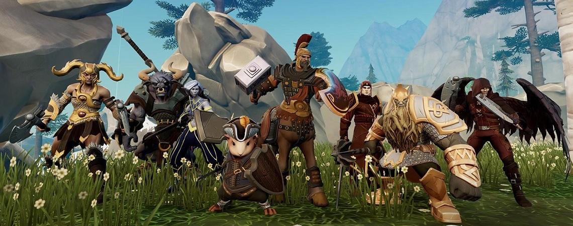 MMORPG Crowfall bekommt dicke Finanzspritze, sagt: Beta startet bald
