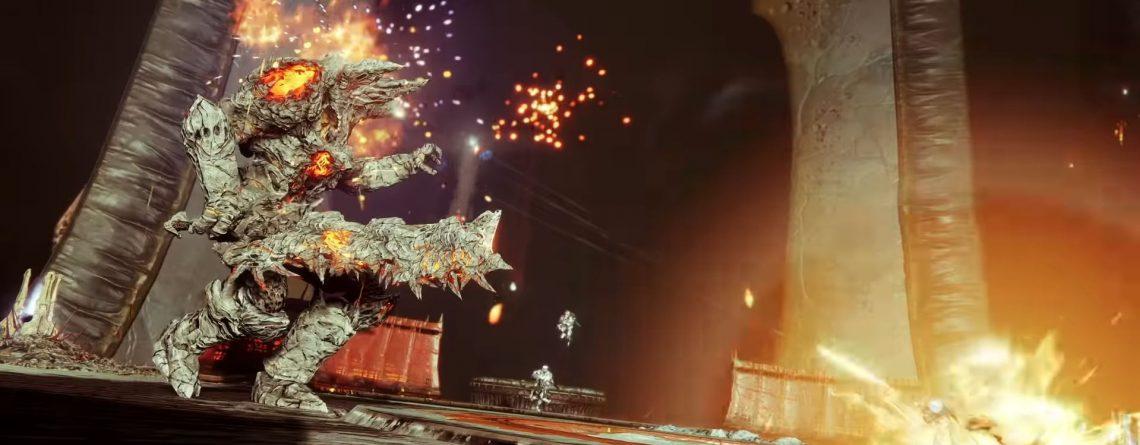 Destiny 2: Wer braucht schon Waffen? Hüter prügelt sich solo durch neuen Dungeon