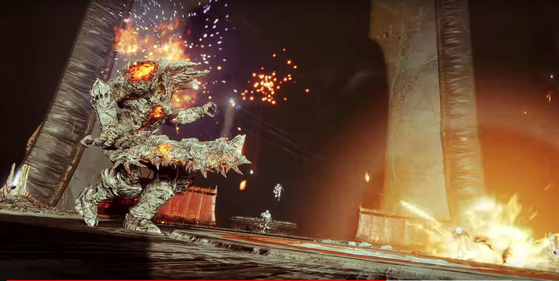 Destiny 2 zeigt neues Gameplay zu Shadowkeep, sogar zu einem Mini-Raid im Mond
