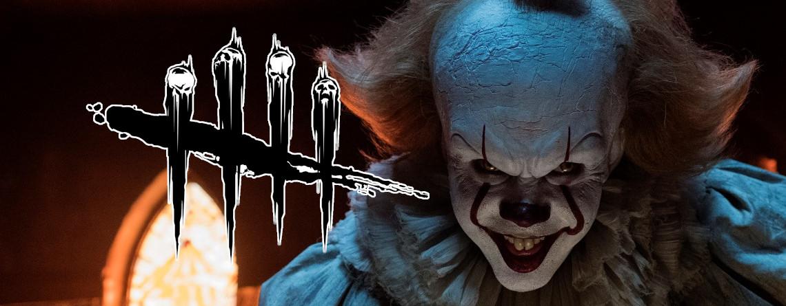 """Wird der Clown aus """"ES"""" der nächste Killer in Dead by Daylight?"""