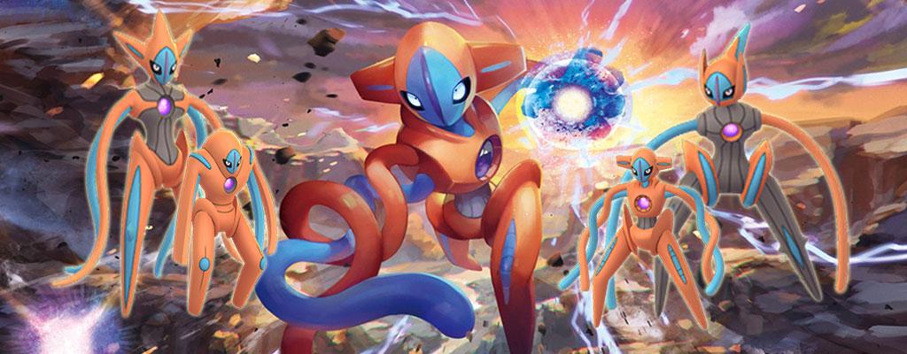 Pokémon GO: Mit diesen Kontern besiegt Ihr alle Deoxys-Formen in Raids