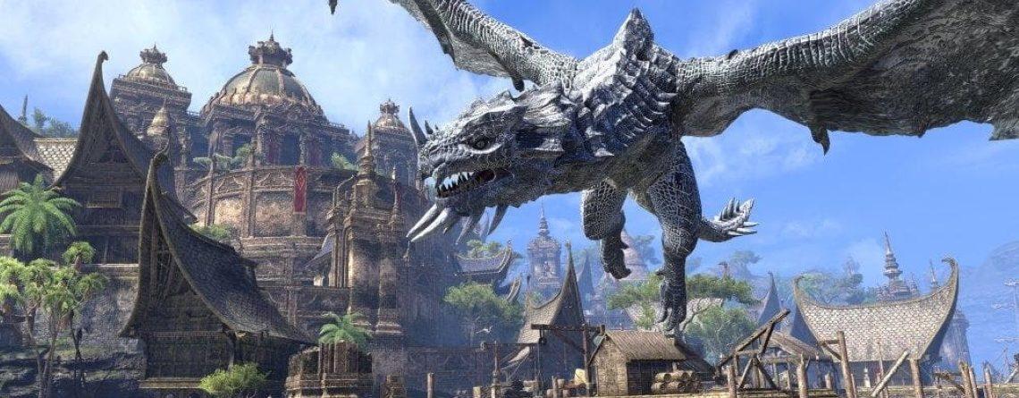 MMORPG ESO: Letzter DLC 2019 bringt neue Zone und Hauptquest