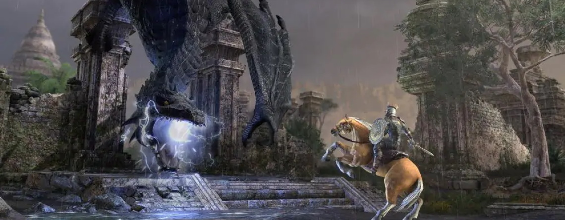 MMORPG ESO stellt neuen DLC vor – So testet ihr Dragonhold schon ab Montag