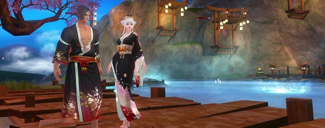 MMORPG Eternal Magic startet in offene Beta, legt Fokus auf schöne Frauen