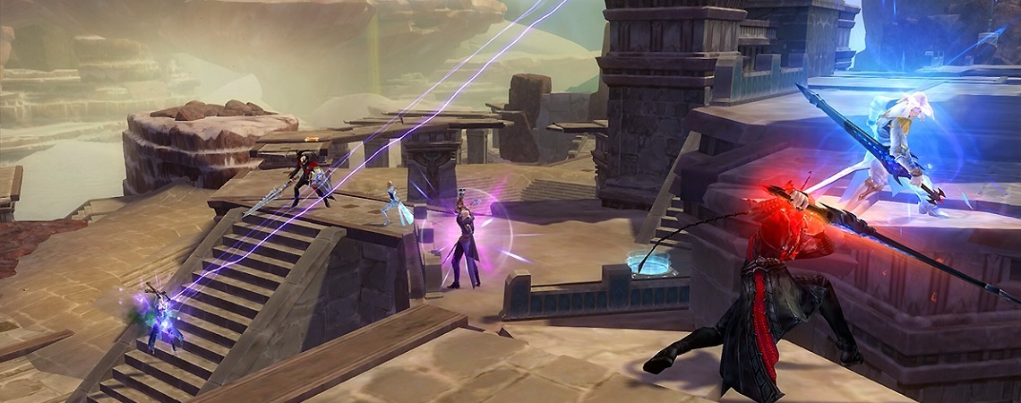 So dreist klaut das MMORPG Eternal Magic bei WoW und GW2