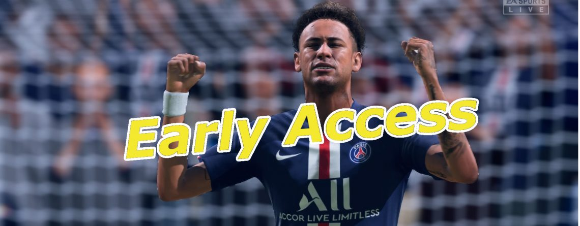 Was Du jetzt zum FIFA 20 Early Access wissen musst – Release-Uhrzeit, Preload