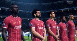 FIFA 20 DEMO Offline-Spiel 0:0 BVB : LIV, 1. HZ