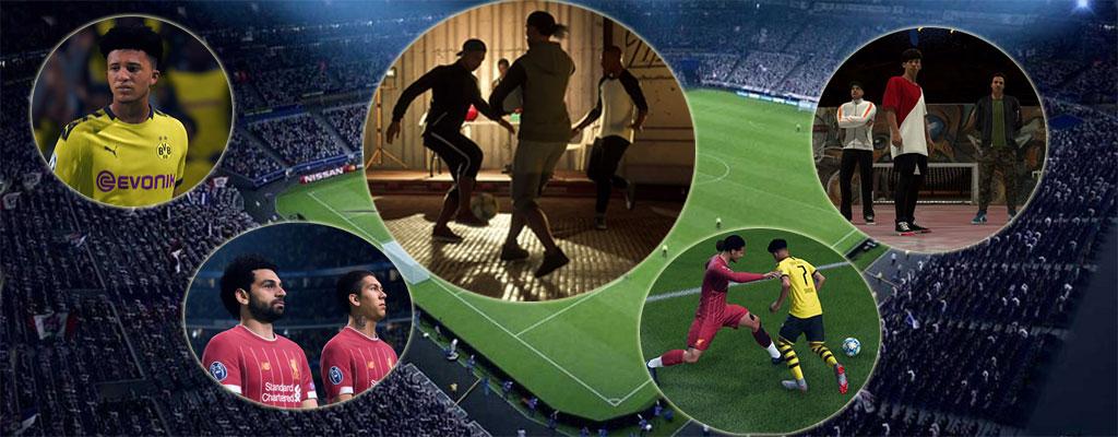 Demo-Review: FIFA 20 kommt mit neuem Tempo, VOLTA macht Lust auf mehr