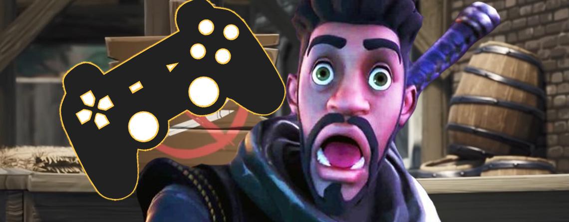Erster Fortnite-Spieler gewinnt Turnier mit Controller gegen Maus – Kommt nun der Nerf?