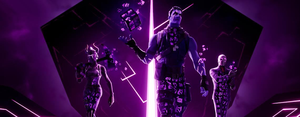 """Im PS Store gibt's jetzt das neue """"Dunkle Machenschaften""""-Pack für Fortnite – Das steckt drin"""