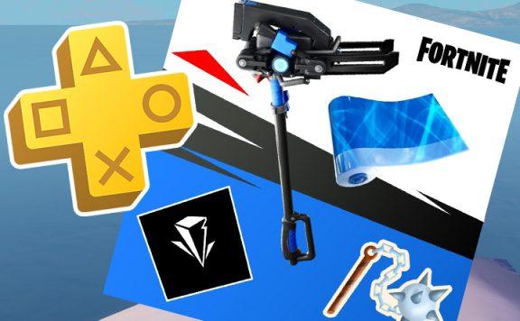 Fortnite PS Plus Bundle Titel