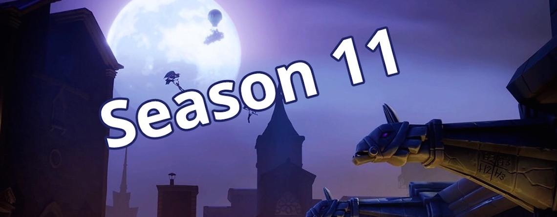 Alles, was wir schon zu Season 11 in Fortnite wissen