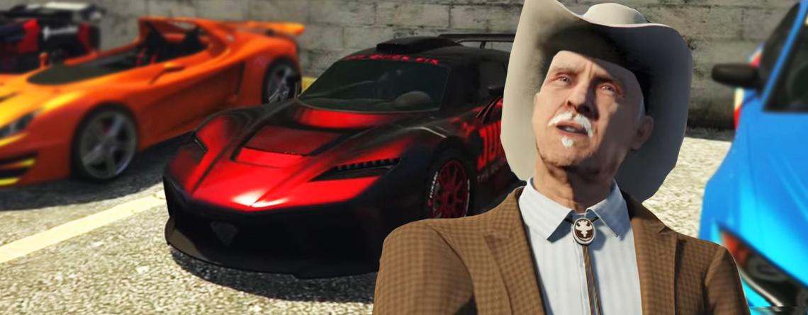 Dieser Supersportwagen ist schon vor seinem Release ein Star in GTA Online