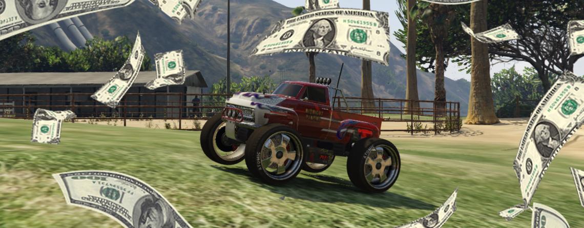 GTA Online: Dieses Bandito-Zeitrennen schenkt euch jetzt schnell 101k GTA-Dollar