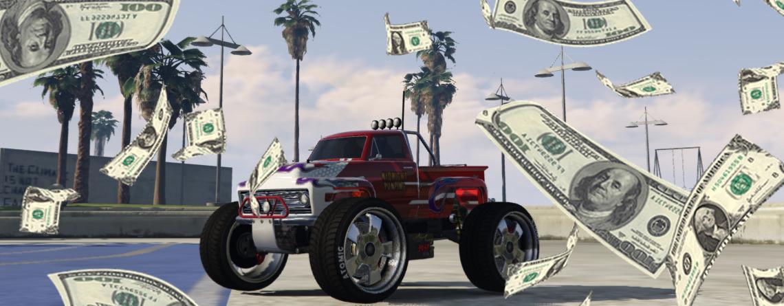 Holt euch bei diesem Rennen in GTA Online jetzt schnell 102.000 GTA-Dollar