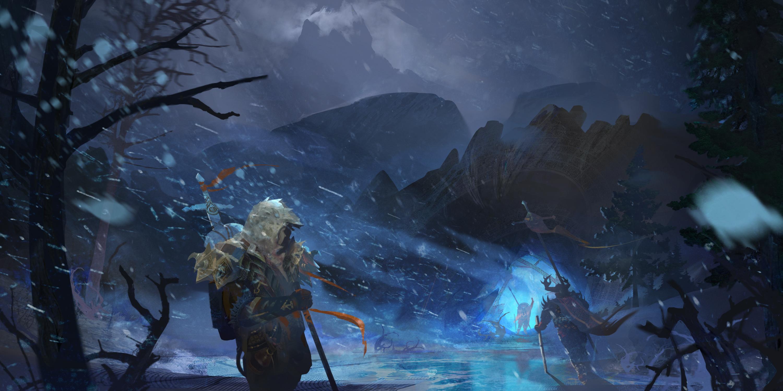 GW2 Blizzard Konzept