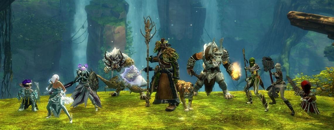 Darum lohnt sich der Einstieg ins MMORPG Guild Wars 2 jetzt besonders