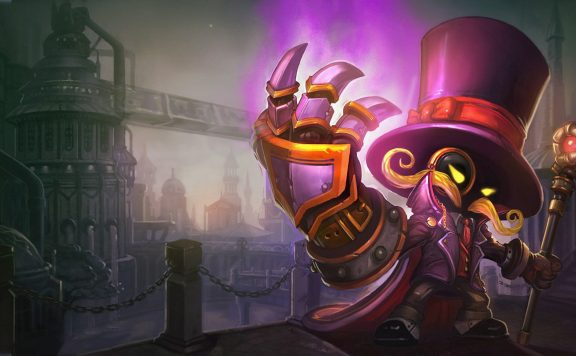 League of Legends Veigar Sophisticated