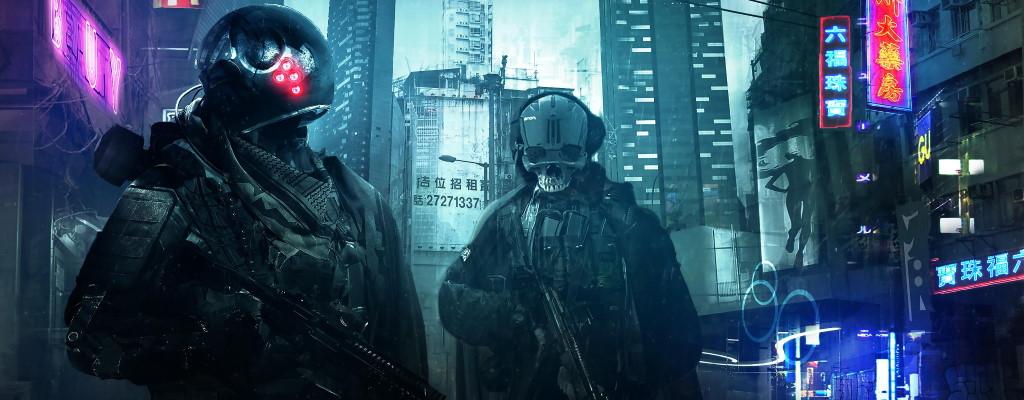 Cyberpunk 2077 kommt 2020 – Aber es gibt schon jetzt ein Cyberpunk-MMORPG