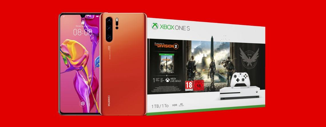 MediaMarkt: Huawei P30 Pro mit Tarif und Xbox One für nur 30€ im Monat
