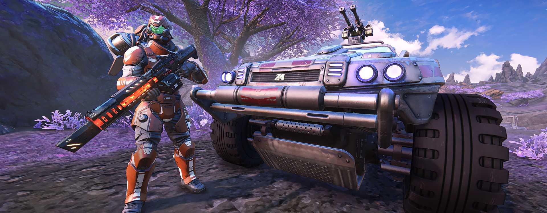 Planetside Arena: Neuer Shooter startet heute auf Steam – Das müsst Ihr wissen