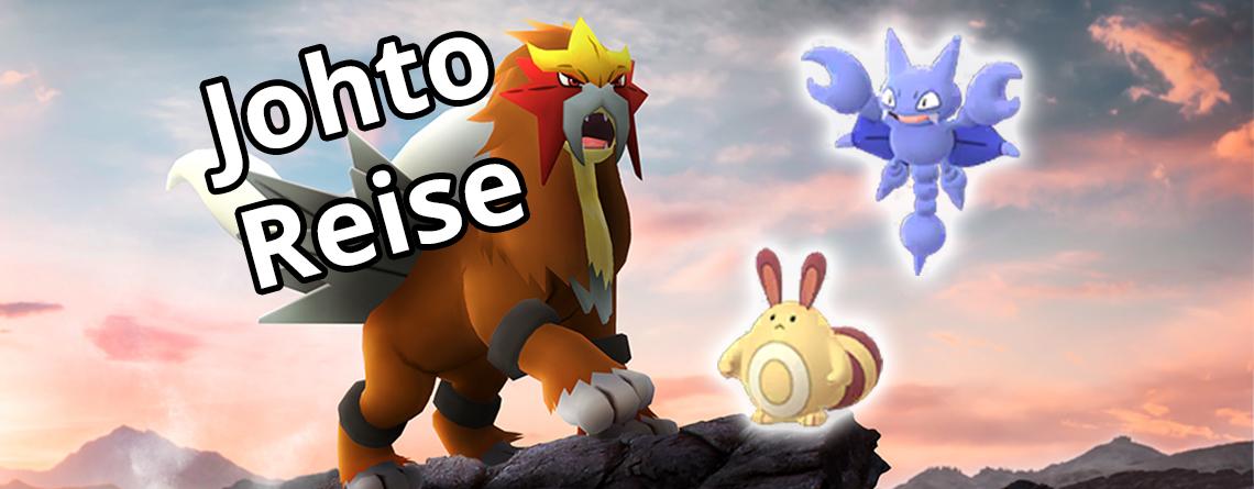 Pokémon GO: Event mit Icognito und Shinys gestartet – Alles zur Johto Reise