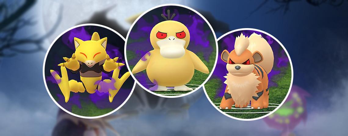 Pokémon GO: Diese 10 neuen Crypto-Pokémon erwarten euch jetzt bei Team Rocket
