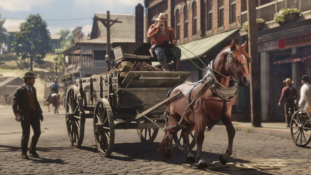 Red Dead Online Jagdwagen