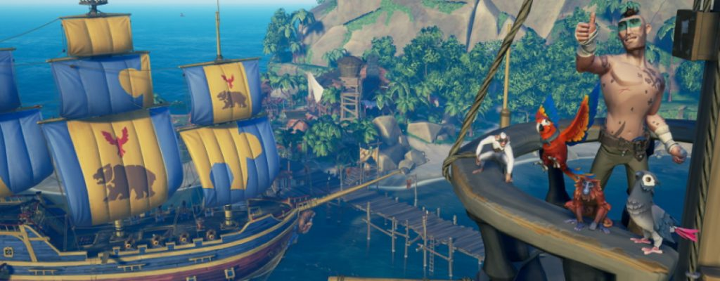 Pets Sea of Thieves