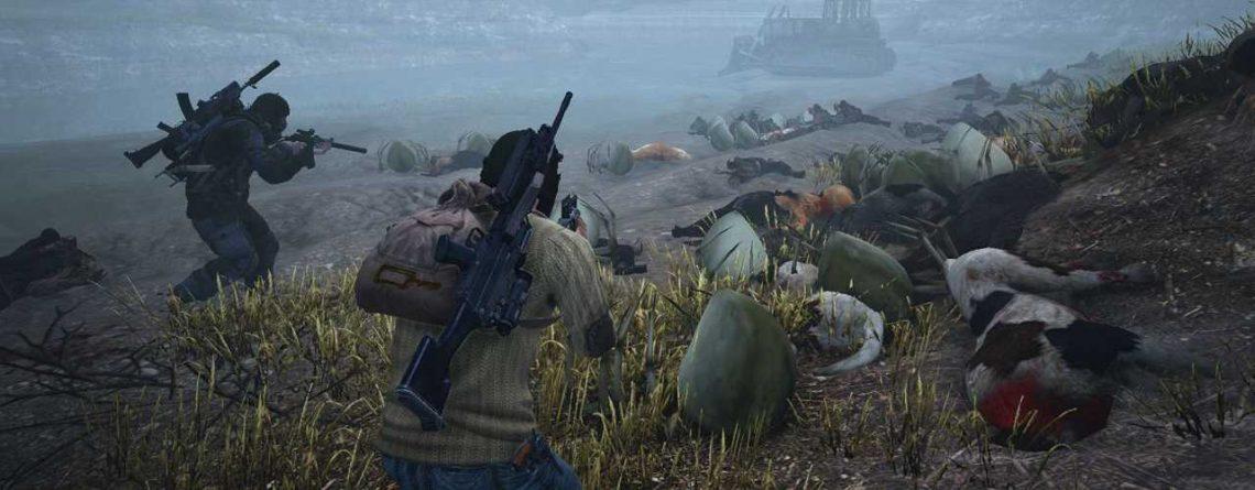 Stalker war Kult-Spiel im verstrahlten Tschernobyl – Jetzt ist es ein Survival-MMO