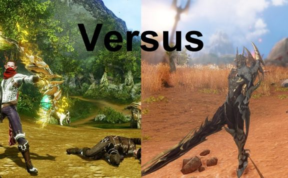 Titelbild ArcheAge vs Astellia