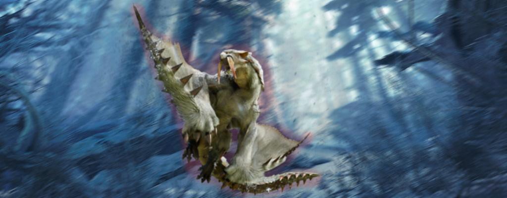 Monster Hunter World: Iceborne – Barioth besiegen, seine Schwächen lernen