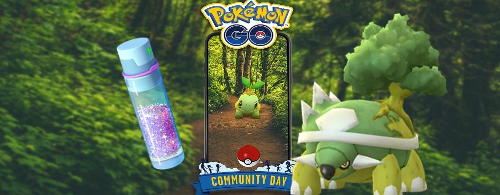 Pokémon GO: So nutzt ihr den Community Day mit Chelast am besten aus