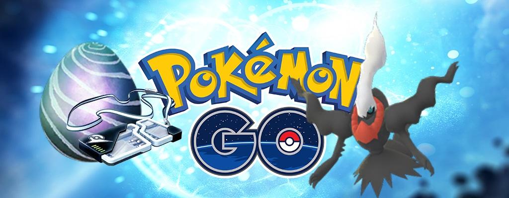 Pokémon GO: Erste Hinweise auf Darkrai im EX-Raid, doch lohnt es sich?