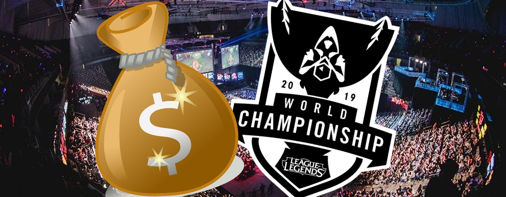 LoL: Probleme beim Ticketverkauf für Worlds Finals – Preise liegen bei über 600$