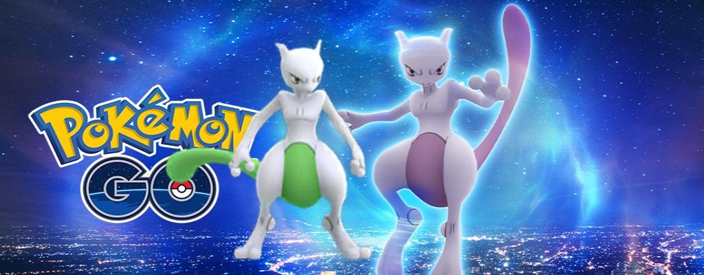 Mewtu kommt zurück in EX-Raids von Pokémon GO – Die Attacke ist ein Highlight