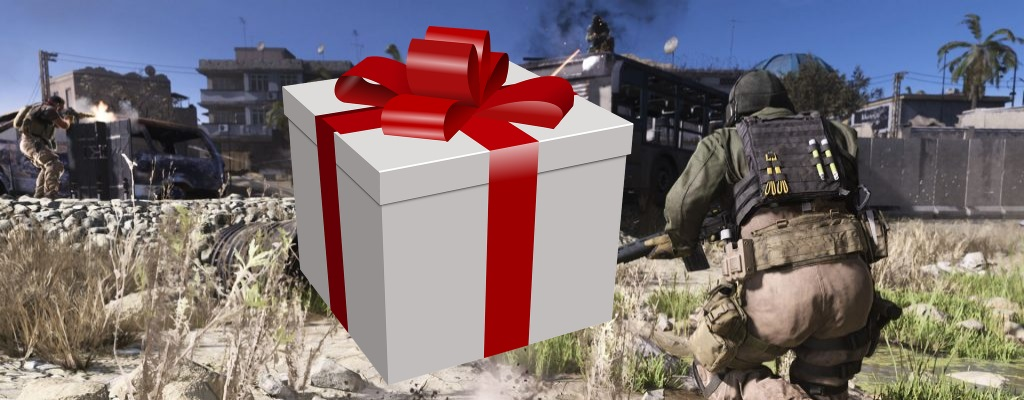 CoD Modern Warfare schenkt euch eine Waffe, wenn ihr besonders fleißig wart
