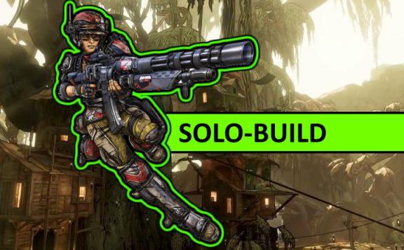 Borderlands 3 Moze Solo Build